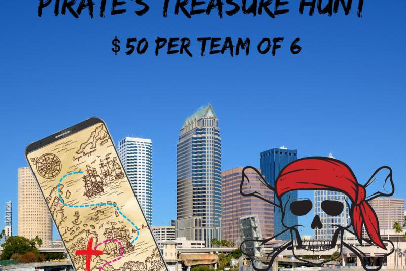 The Pirate's Treasure Hunt