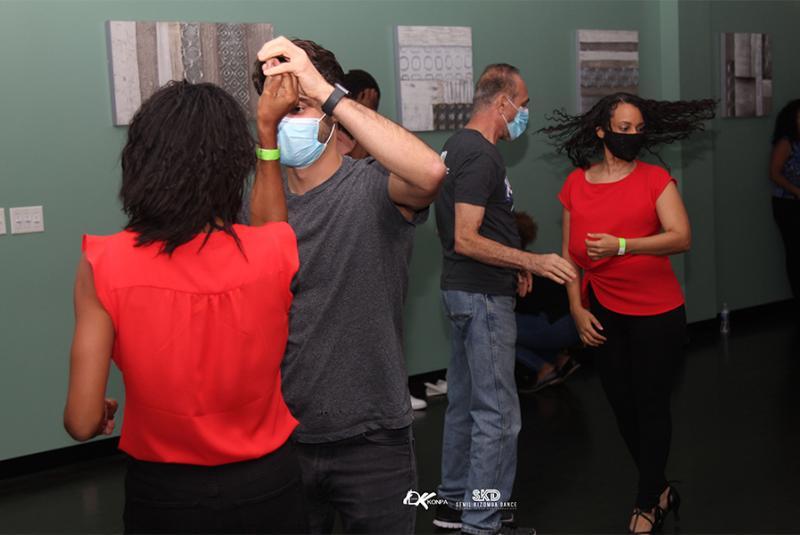 Caribbean Dance Class & Dance Social