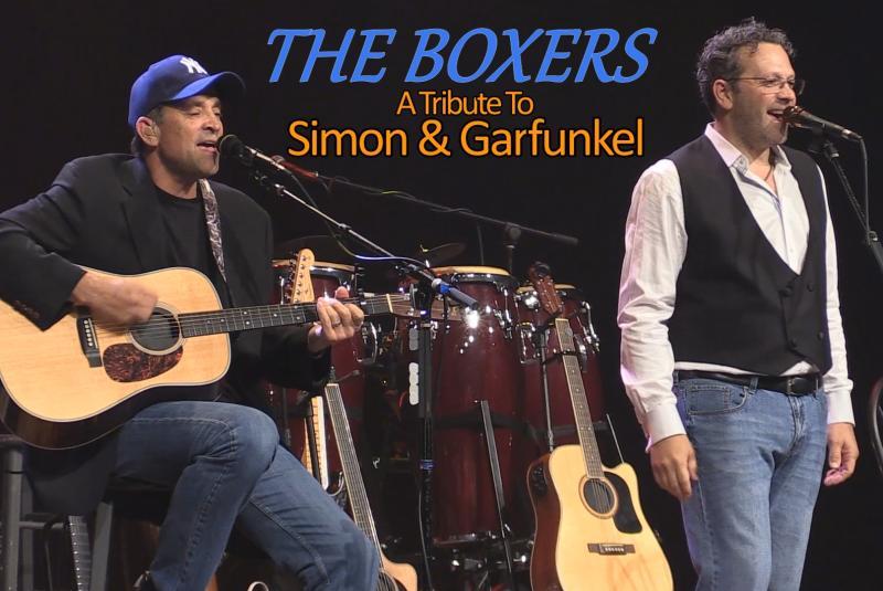 THE BOXERS TRIBUTE TO SIMON & GARFUNKLE