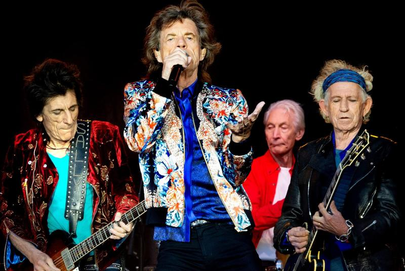 The Rolling Stones: No Filter Tour
