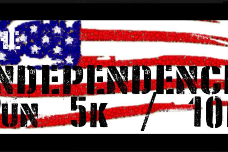 3rd Annual Independence Run