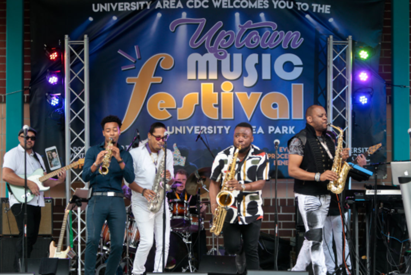 2nd Annual Uptown Music Festival