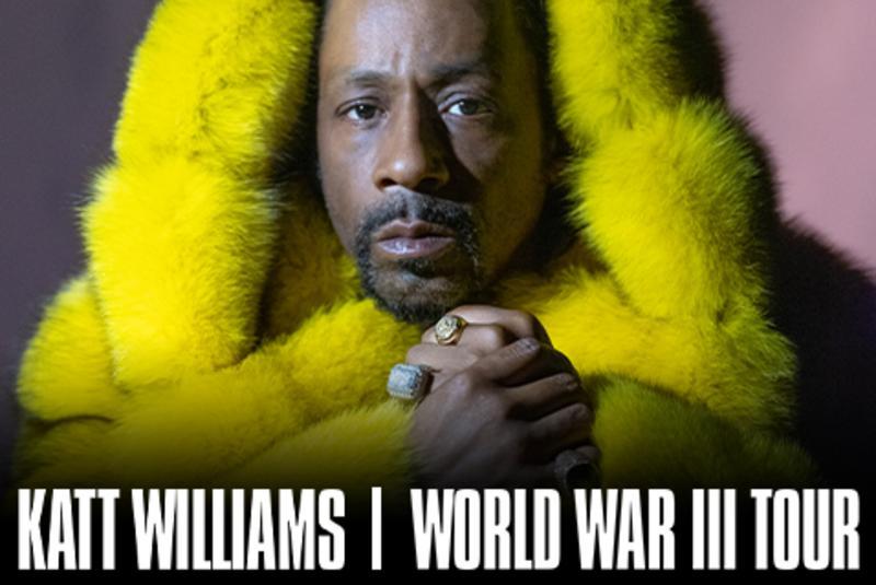 Kat Williams: World War lll Tour