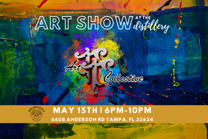 Art Show at the Distillery