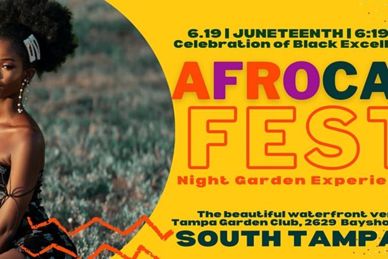 AfroCAN Fest: Night Garden Experience