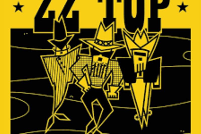 ZZ Top - 50th Anniversary Tour