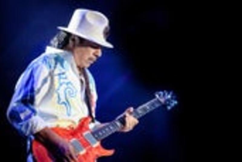 Santana + Earth, Wind & Fire: Miraculous Supernatural Tour
