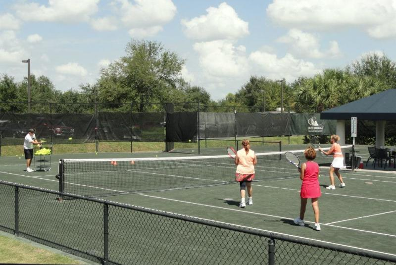 Ladies Beginner Tennis Clinic - New Tampa