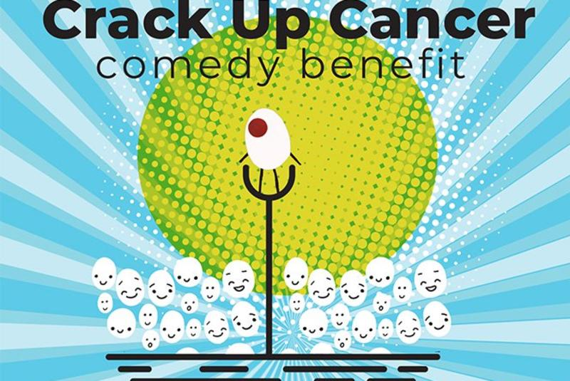 """14th Annual """"Crack Up Cancer"""" Comedy Show"""
