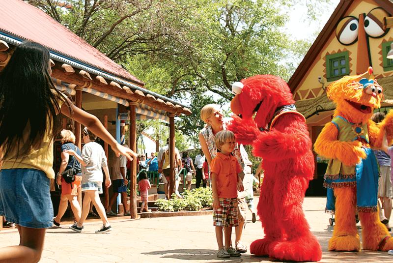 Kid's Weekends at Busch Gardens