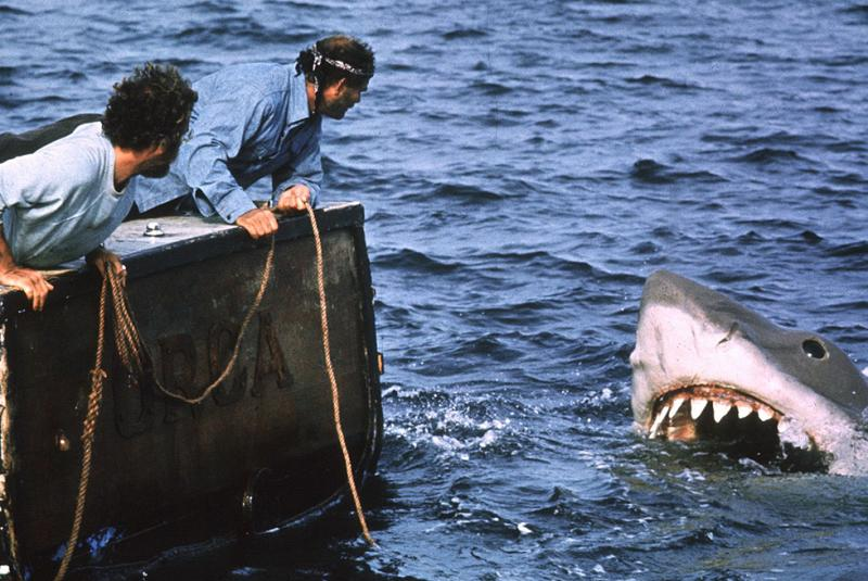 Summer Classics: JAWS (1975) at the Tampa Theatre