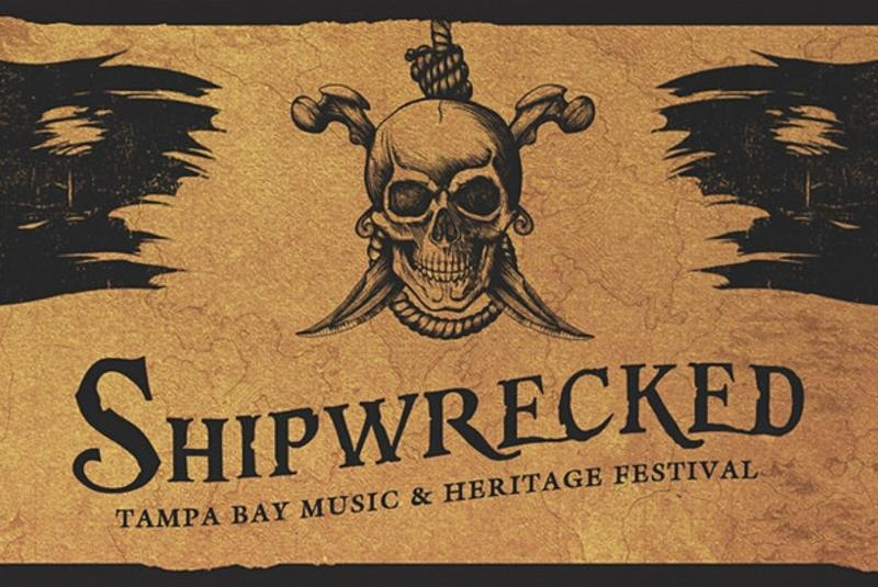 Shipwrecked Music Festival - Tampa Bay Music & Heritage Experience