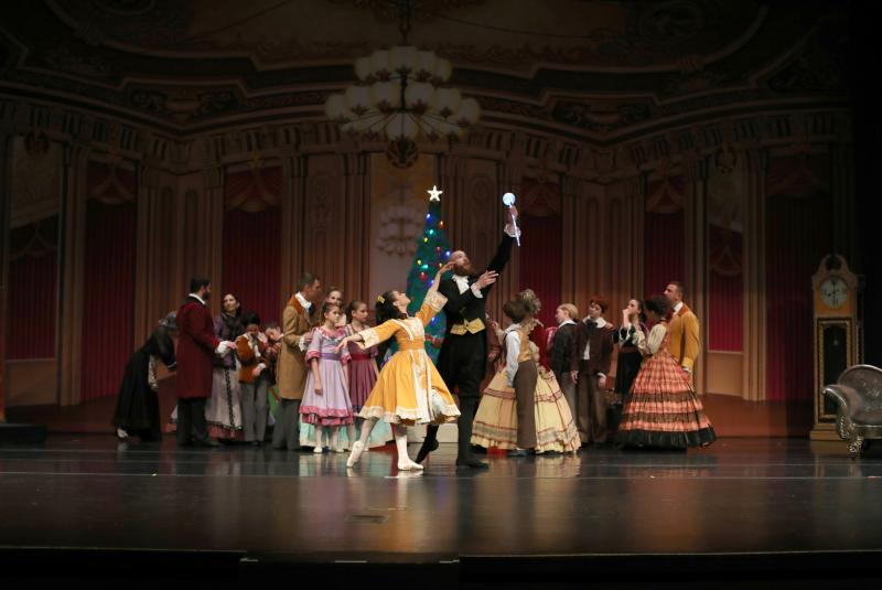 Brandon Ballet Outdoor Nutcracker