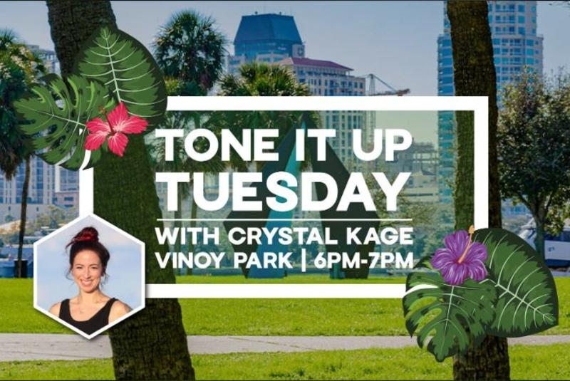 Tone It Up Tuesdays