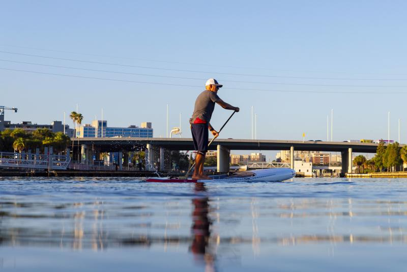24 Hour Paddle for Cancer