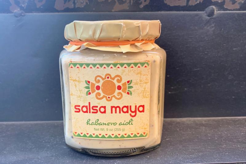 Salsa Maya