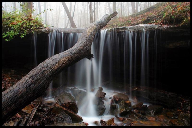 Monte Sano waterfall