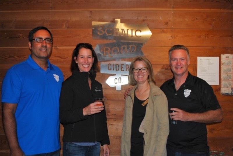 Scenic Road Cider Team