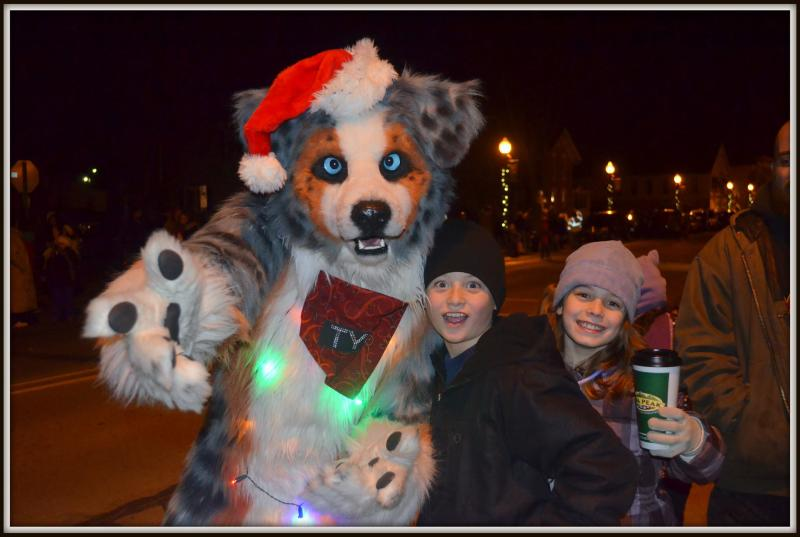 Williamston Holiday Light Parade
