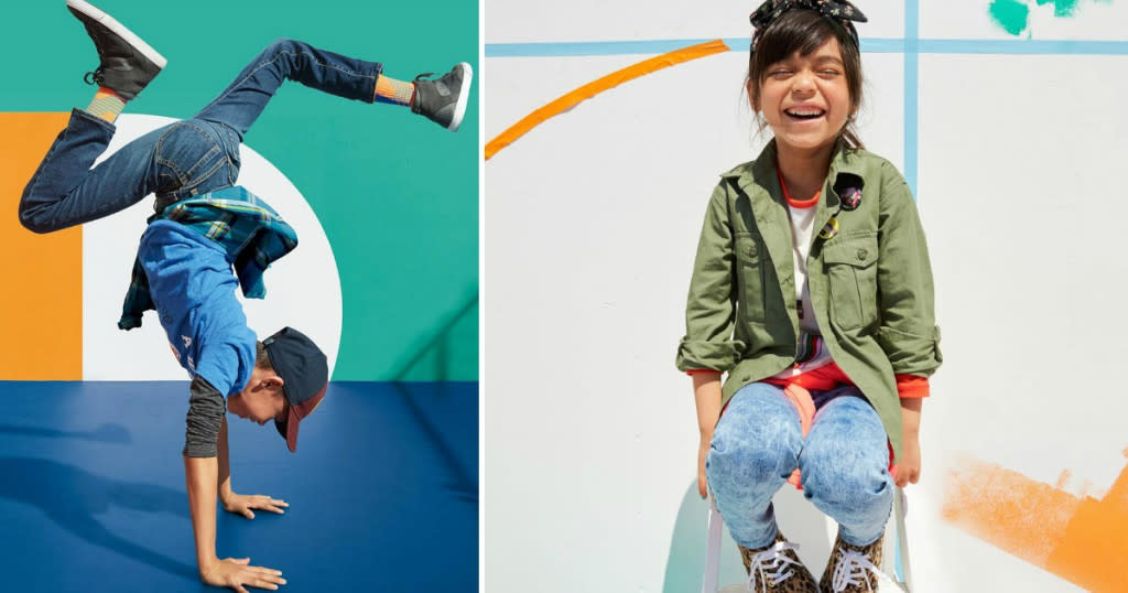 Old Navy kids