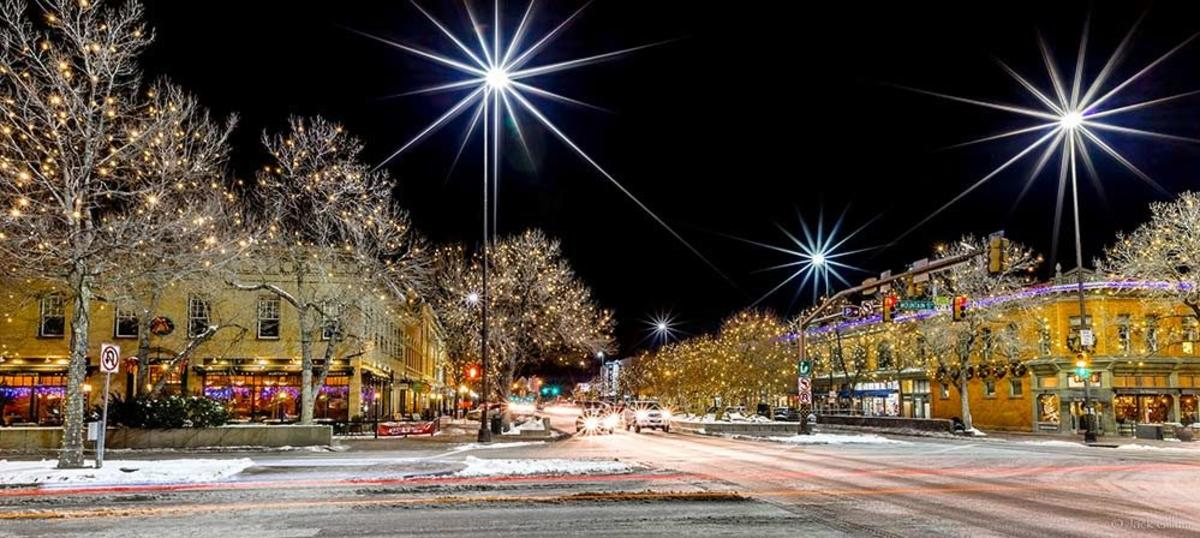 Fort Collins Holiday Light Displays