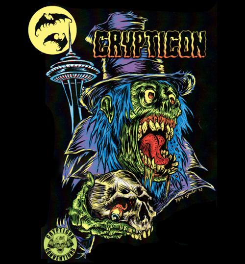 Crypticon poster
