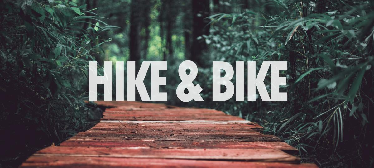 Hike and Bike Header