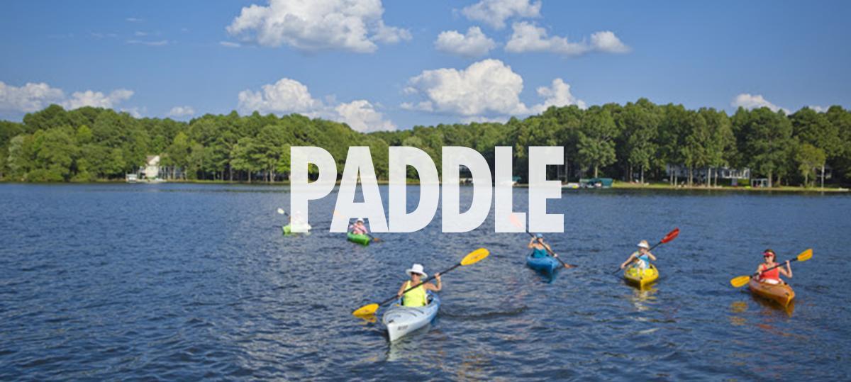 Paddle Header