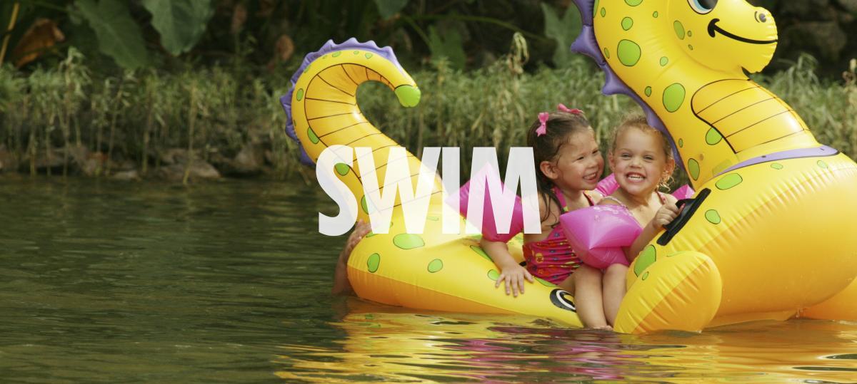 swim header