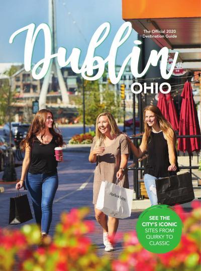 2020 Destination Guide Cover