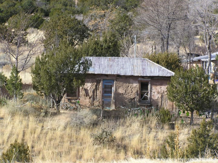 Golden NM Ghost Town