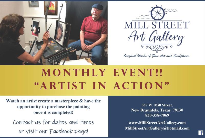 Mill Street Art Gallery