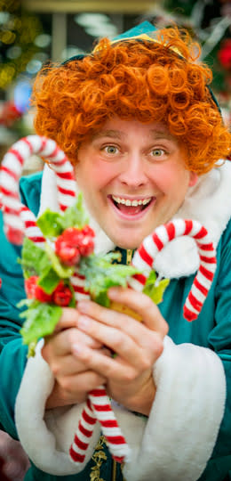"""""""Elf the Musical"""" at SCERA"""