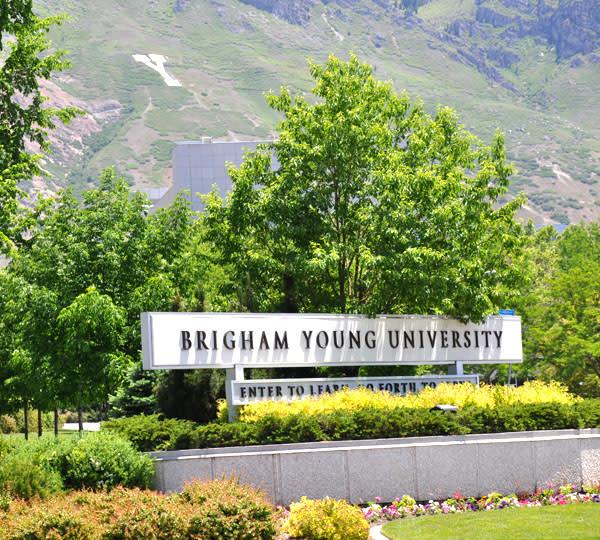 Utah Valley Highlights Itinerary - BYU