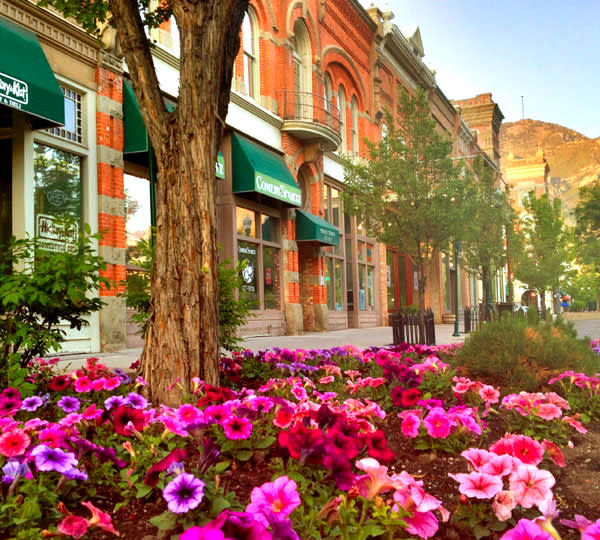 Utah Valley Highlights Itinerary - Downtown Provo