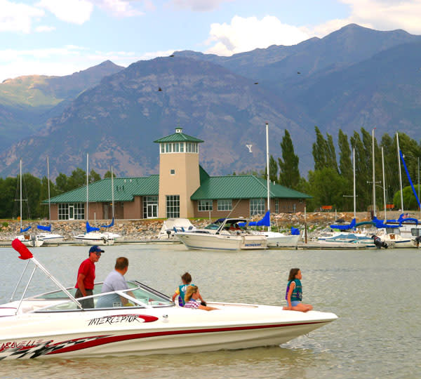 Utah Valley Highlights Itinerary - Utah Lake