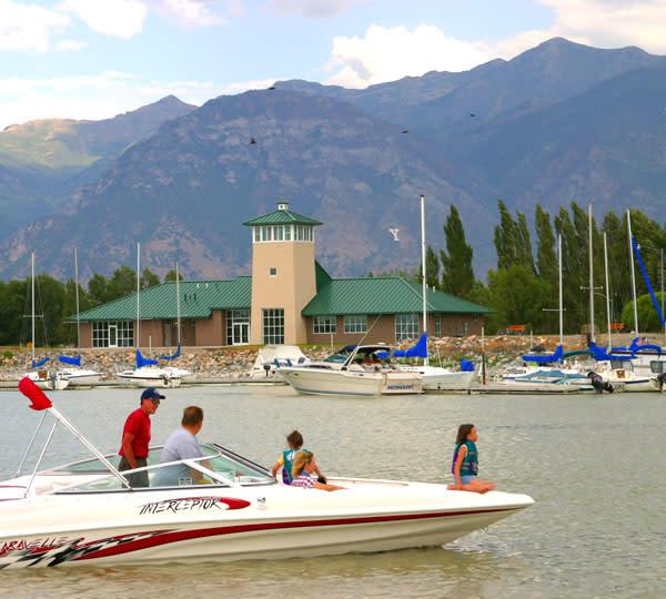 Utah Valley Highlights Itinerary - Utah Lake