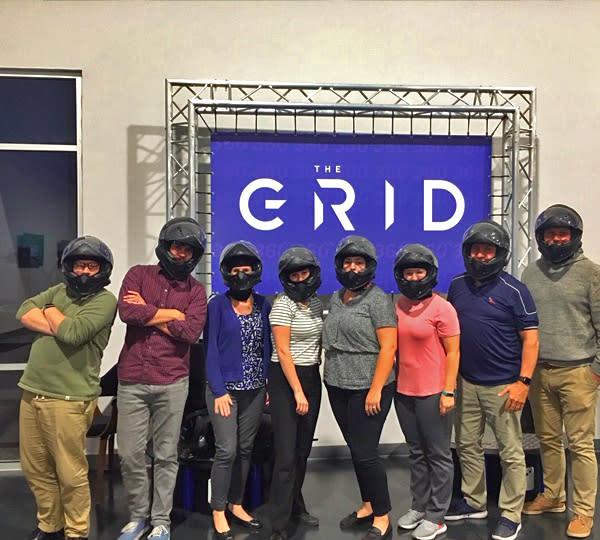 The Grid Go Kart Racing