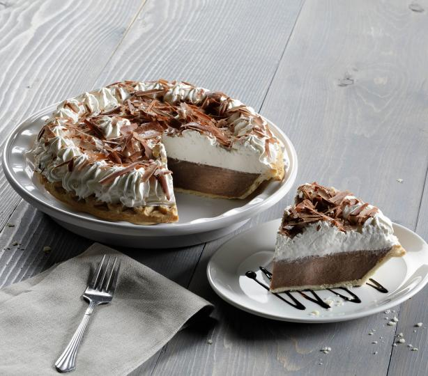 Sharis Chocolate Cream Pie