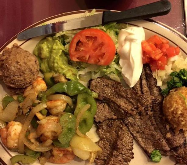 Gilberto's Steak Dinner