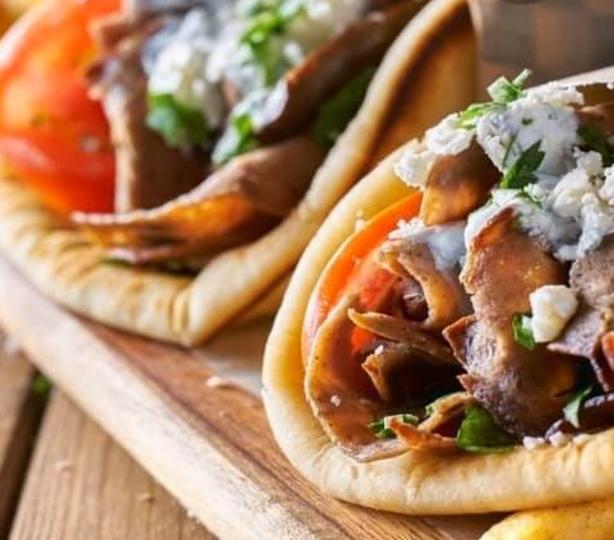 Alexander's Greek Cuisine - gyros
