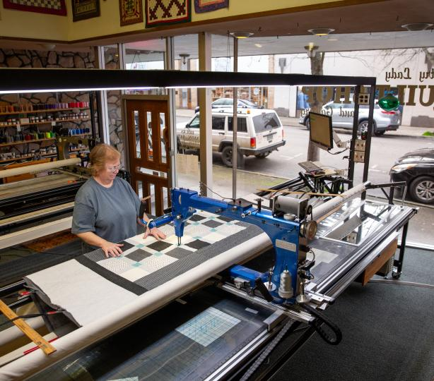 Country Lady Quilt Shop