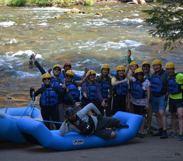 Daily Whitewater Rafting