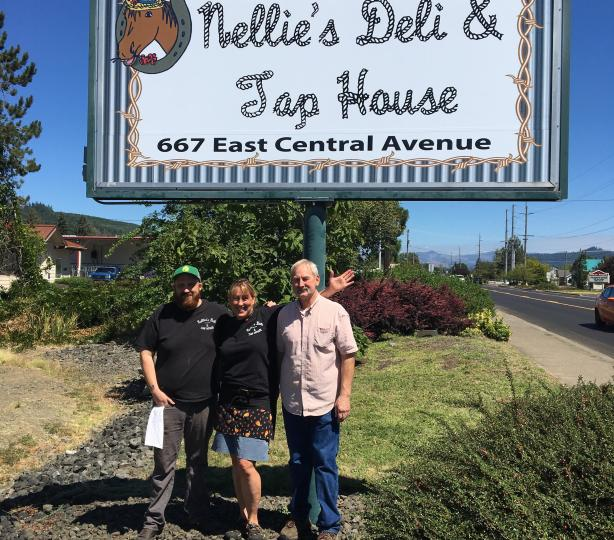 Nellie's Deli & Tap House street view