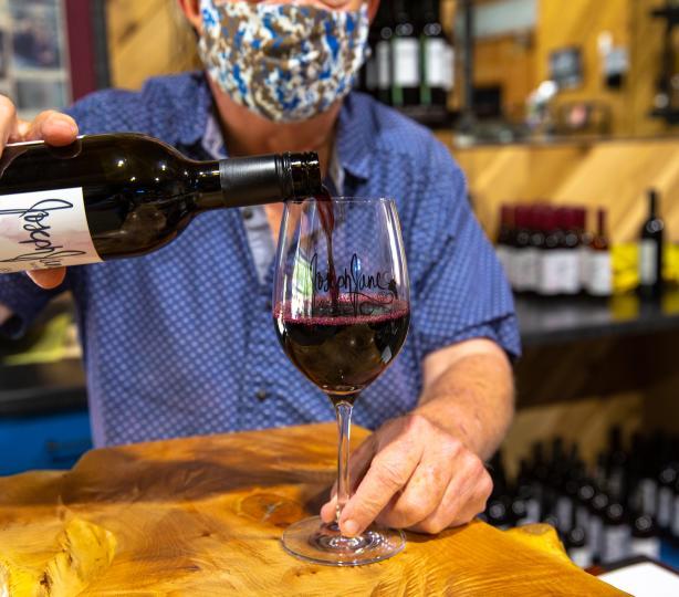 JosephJane Wine Tasting