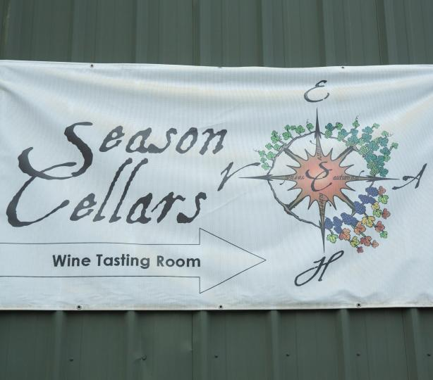 Season Cellars Entrance