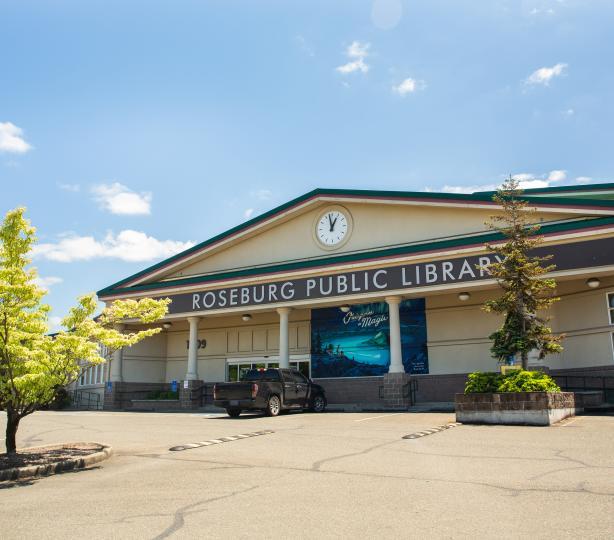 Roseburg Library