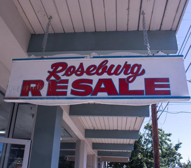 Roseburg Resale