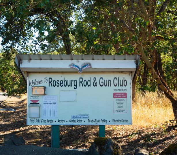 Roseburg Rod and Gun Club