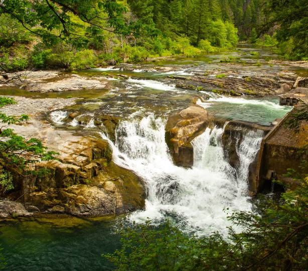 Steamboat Falls